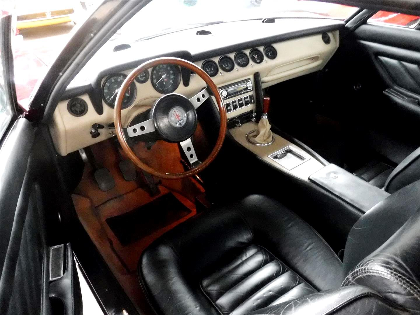 1971 Maserati Indy 4.9 SS   '71 For Sale (picture 3 of 6)
