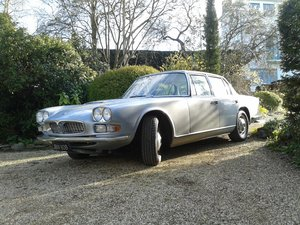 1967 Quattroporte Type 107 RHD SOLD