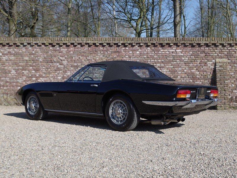 "1968 Maserati Ghibli 4.7 Spyder ""Campana"" For Sale (picture 2 of 6)"