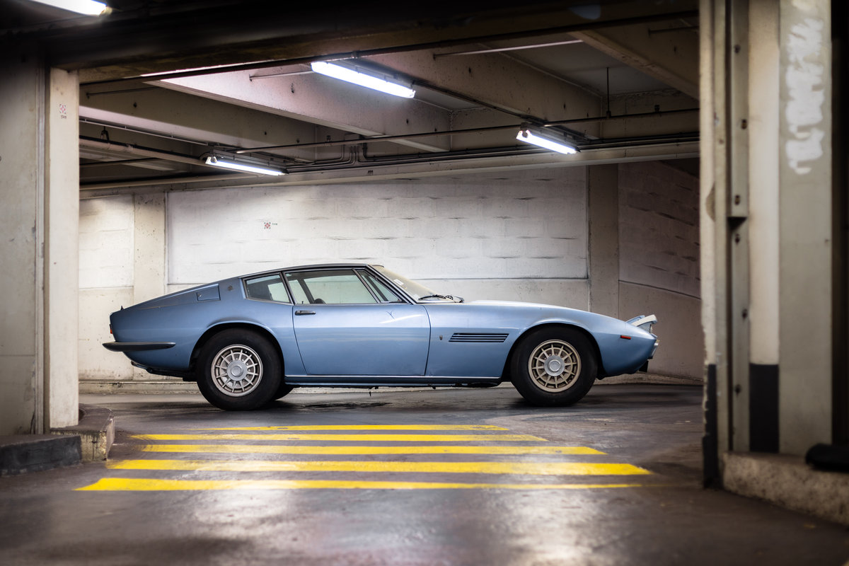 1969 Maserati Ghibli 4.7L For Sale by Auction (picture 1 of 5)