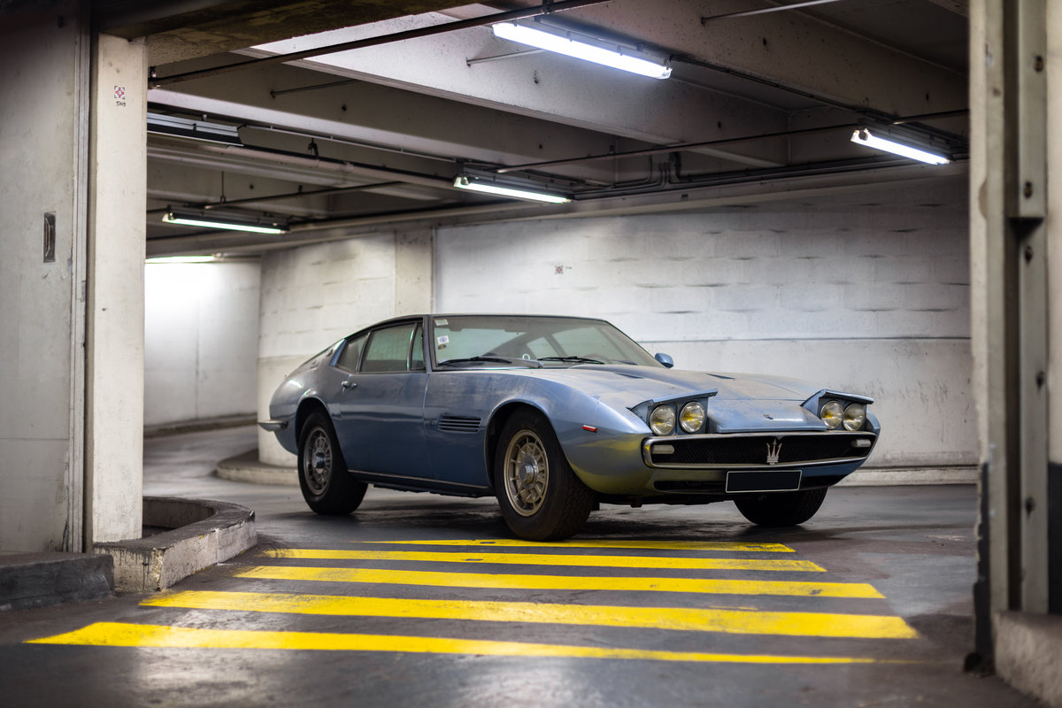 1969 Maserati Ghibli 4.7L For Sale by Auction (picture 2 of 5)