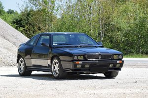 1992 Maserati Shamal For Sale by Auction