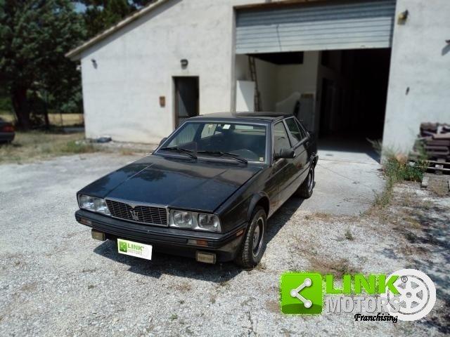 Maserati Biturbo, anno 1985, iscritta ASI, perfettamente co For Sale (picture 1 of 6)