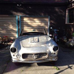 1961 Maserati 3500GT for restoration For Sale