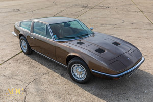 Maserati Indy 4900 - Manual - 1973 - Amazing condition For Sale