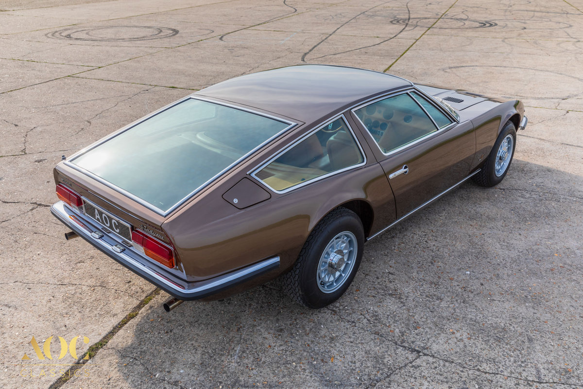 Maserati Indy 4900 - Manual - 1973 - Amazing condition For Sale (picture 2 of 6)