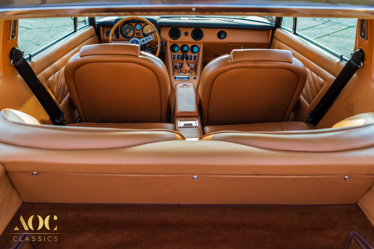 Maserati Indy 4900 - Manual - 1973 - Amazing condition For Sale (picture 4 of 6)