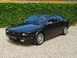 1993 Maserati 222SR Bi-Turbo only 67.542 from new, only 2 owners!