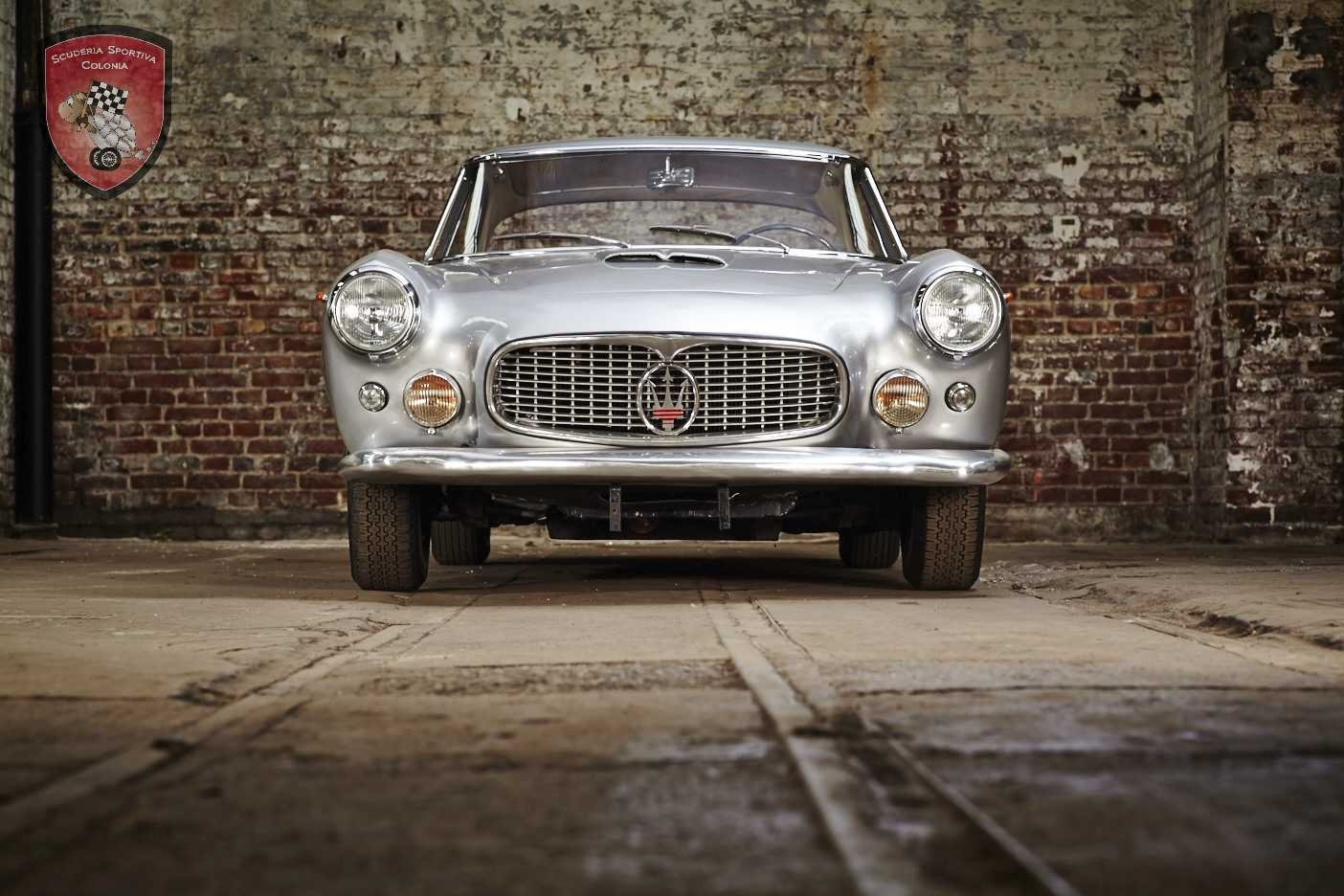1960 Maserati 3500 GT Carb. For Sale (picture 1 of 6)