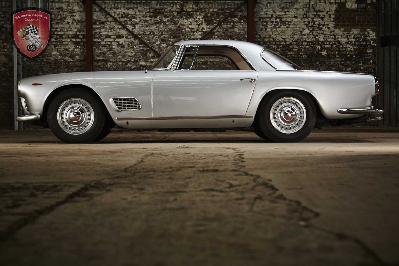 1960 Maserati 3500 GT Carb. For Sale (picture 2 of 6)