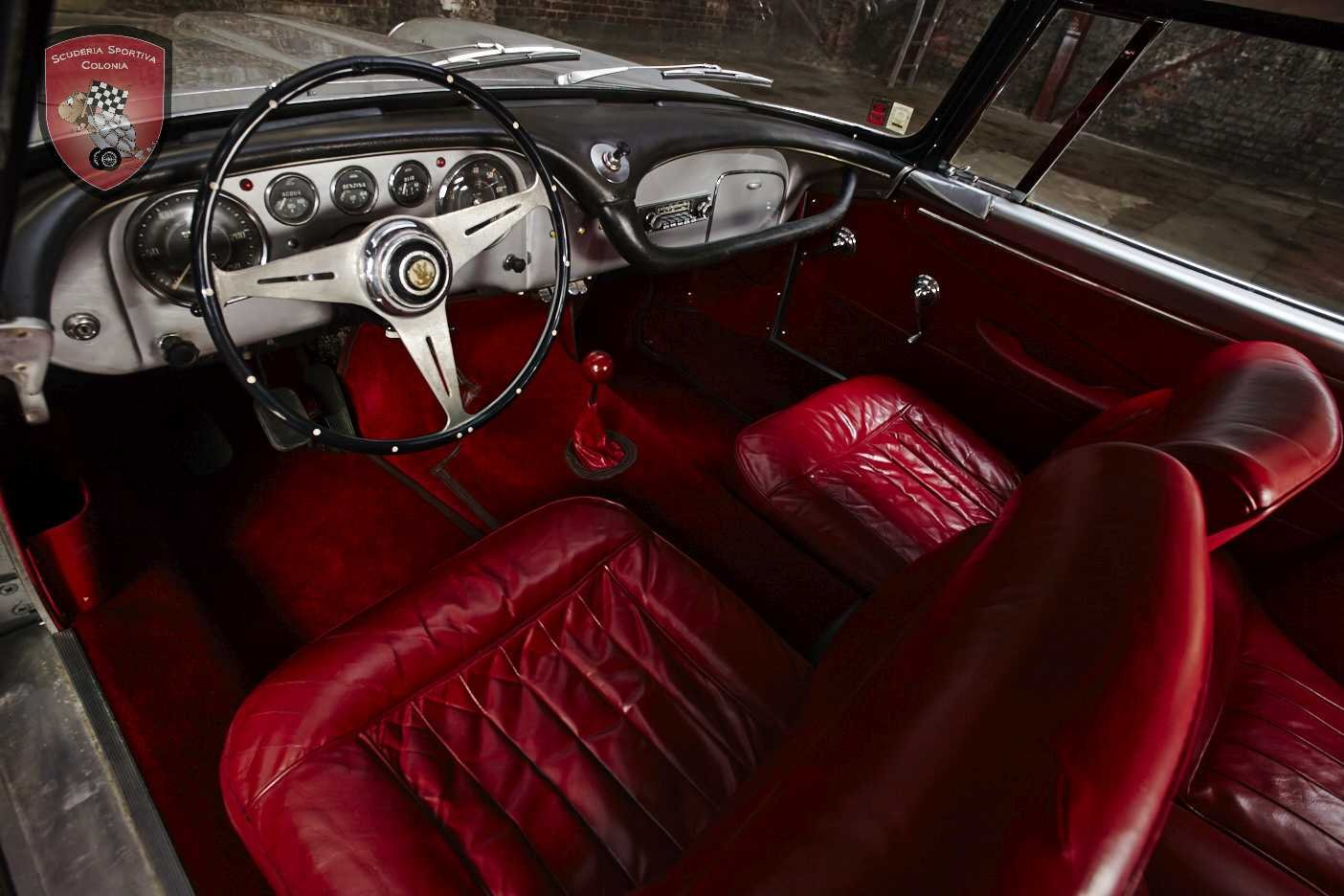 1960 Maserati 3500 GT Carb. For Sale (picture 5 of 6)