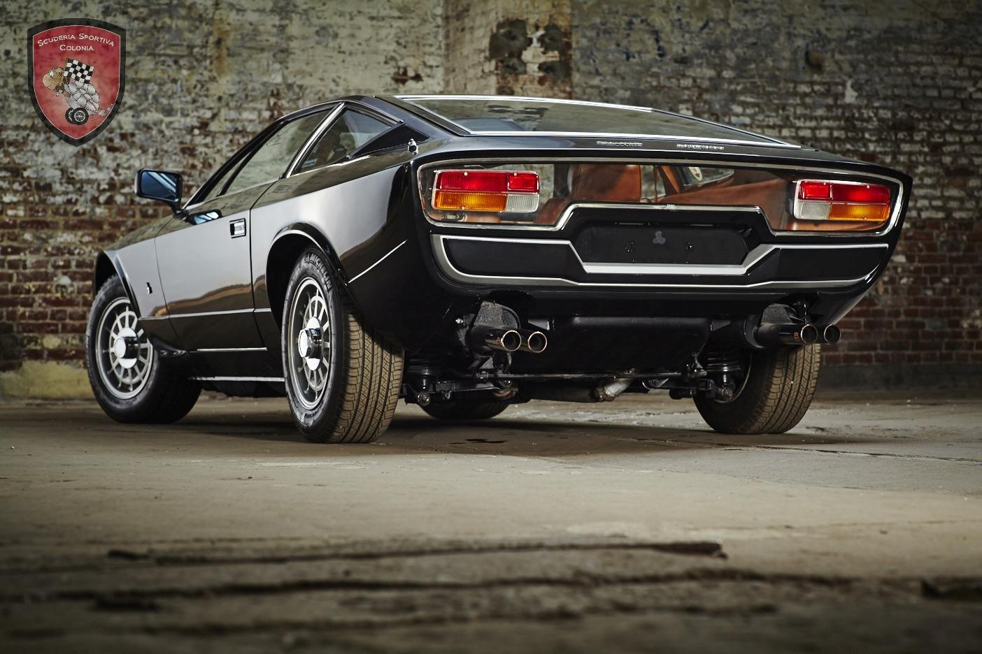 1975 Maserati Khamsin  For Sale (picture 3 of 6)