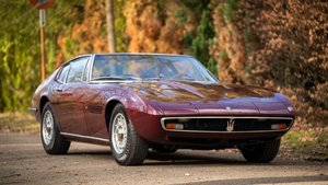 MASERATI GHIBLI Coupe superb restoration (1968) For Sale