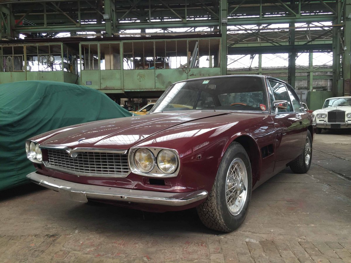 1967 Maserati Mexico 4.2 For Sale (picture 2 of 6)