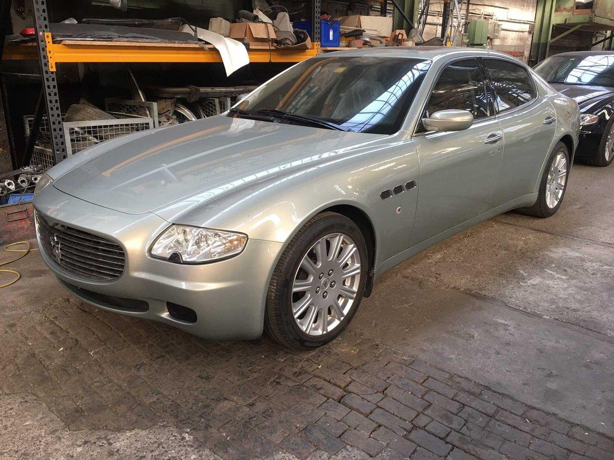 2006 Maserati Quattroporte V  Duoselect For Sale (picture 1 of 2)