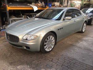 2006 Maserati Quattroporte V  Duoselect For Sale