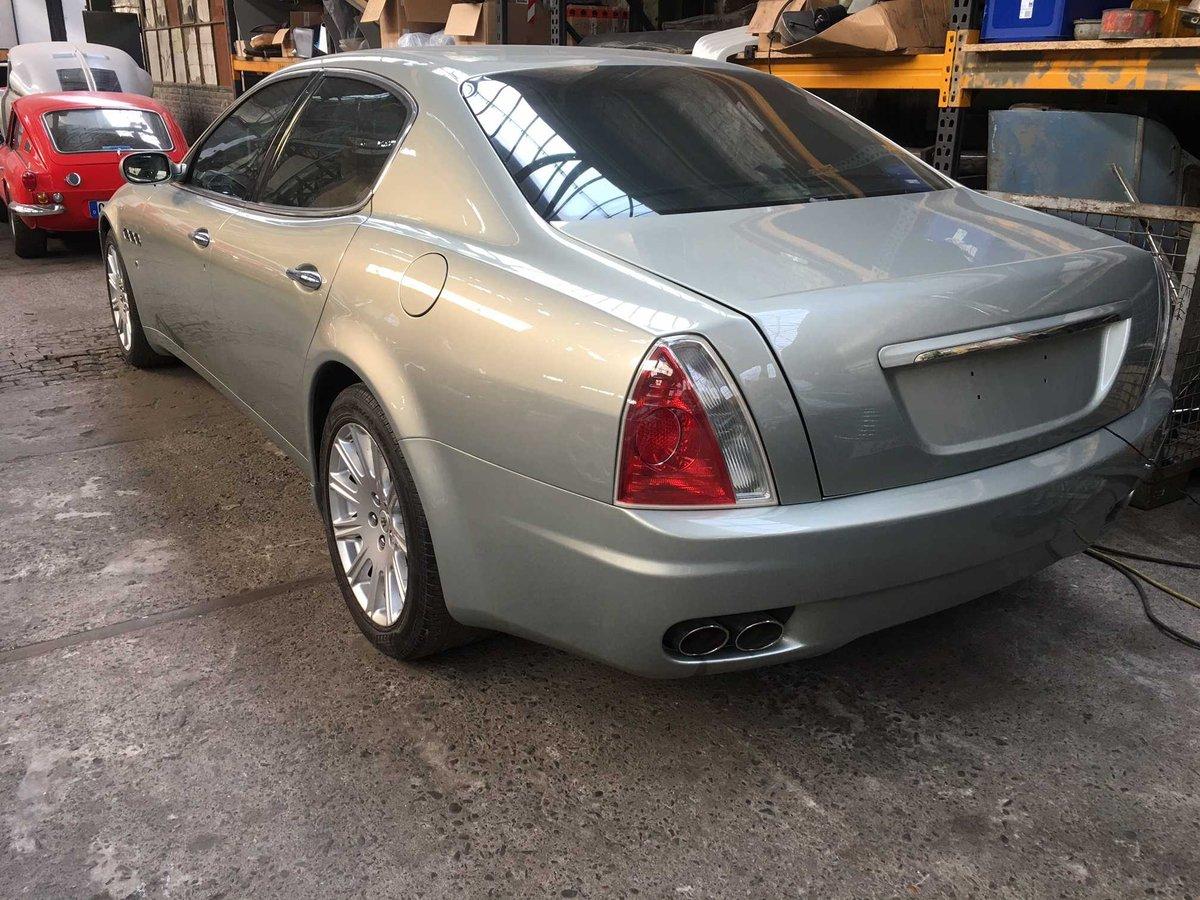 2006 Maserati Quattroporte V  Duoselect For Sale (picture 2 of 2)