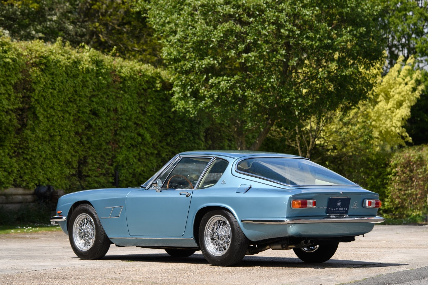 1965 Maserati Mistral 3700 Coupe  For Sale (picture 2 of 6)