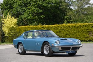 1965 Maserati Mistral 3700 Coupe  For Sale