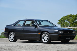 1994 MASERATI GHIBLI II 2.8 V6 TWIN TURBO, 52K, UK CAR SOLD