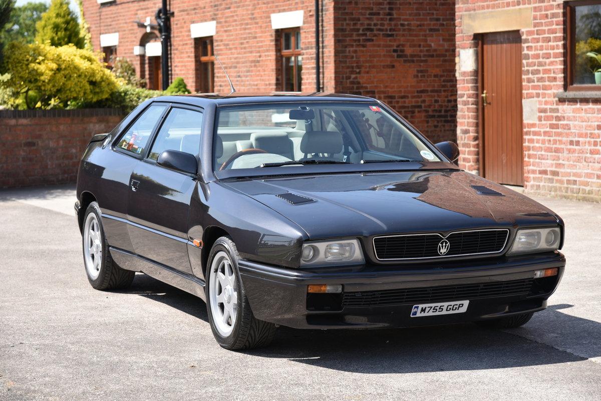 1994 MASERATI GHIBLI II 2.8 V6 TWIN TURBO, 52K, UK CAR For ...