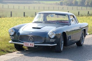 1961 Maserati 3500 Gti Delivered new in Italy - Fully restored