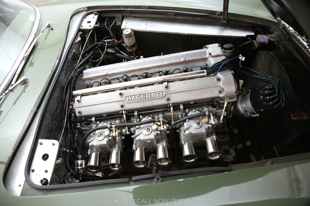 1962 Maserati 3500 GT For Sale (picture 5 of 6)