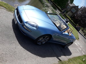 2003 Maserati 4200 Spyder for sale by auction June 15th For Sale by Auction