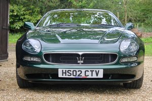 2002 Maserati 3200GT 19850 miles 1 owner from 400 miles For Sale