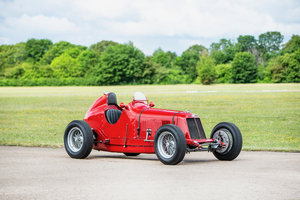 1935 MASERATI TIPO 4CM MONOPOSTO RACING VETTURETTA For Sale