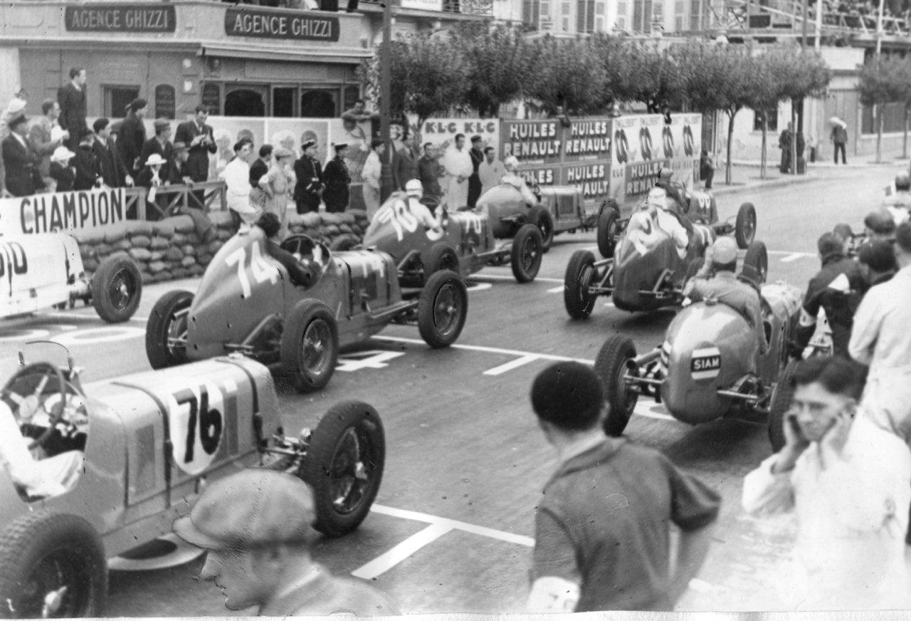 1935 MASERATI TIPO 4CM MONOPOSTO RACING VETTURETTA For Sale (picture 2 of 6)