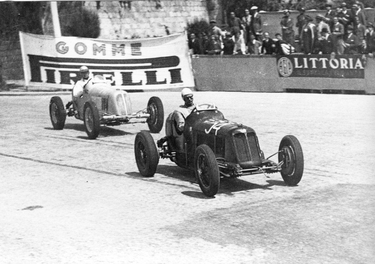 1935 MASERATI TIPO 4CM MONOPOSTO RACING VETTURETTA For Sale (picture 4 of 6)