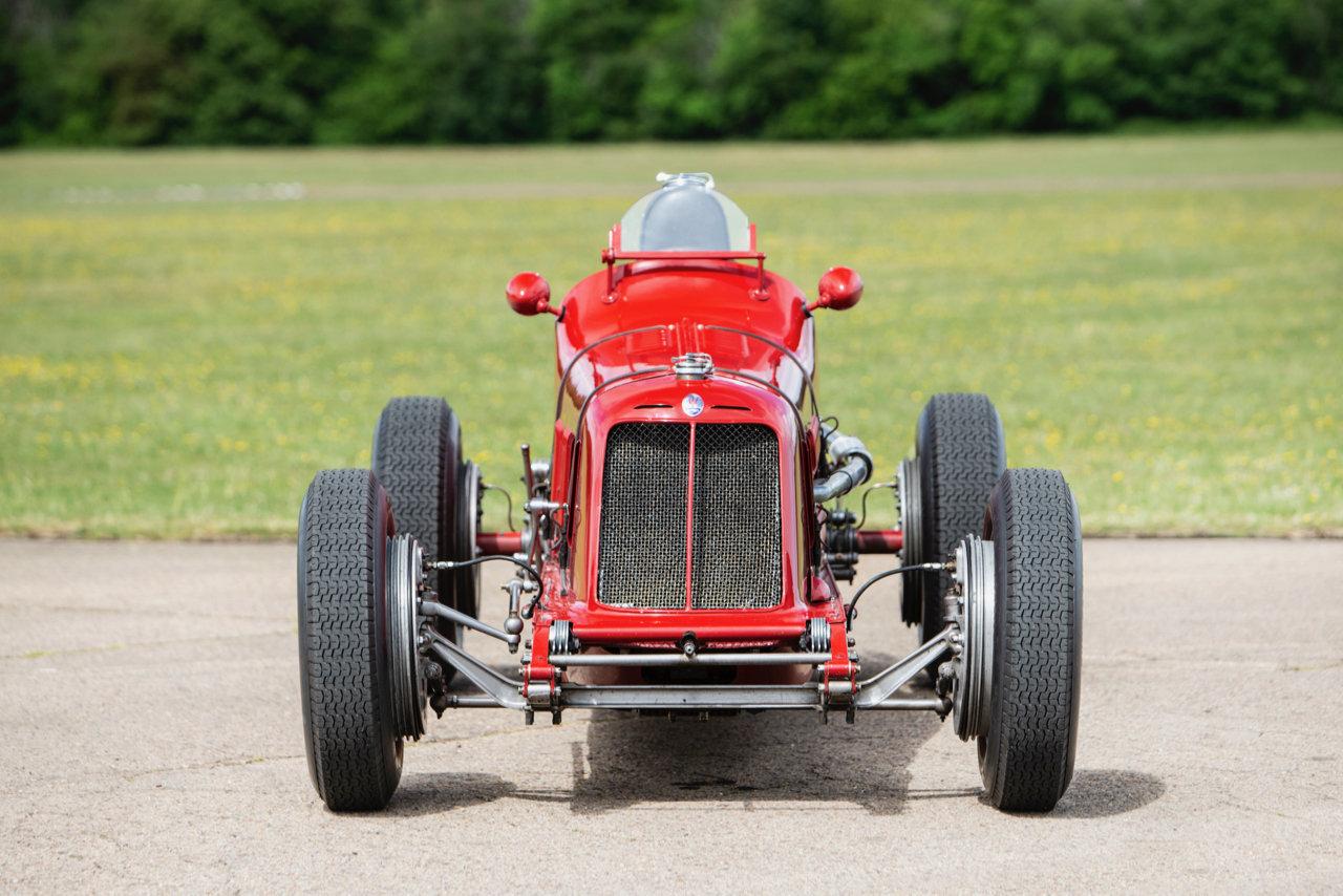 1935 MASERATI TIPO 4CM MONOPOSTO RACING VETTURETTA For Sale (picture 5 of 6)