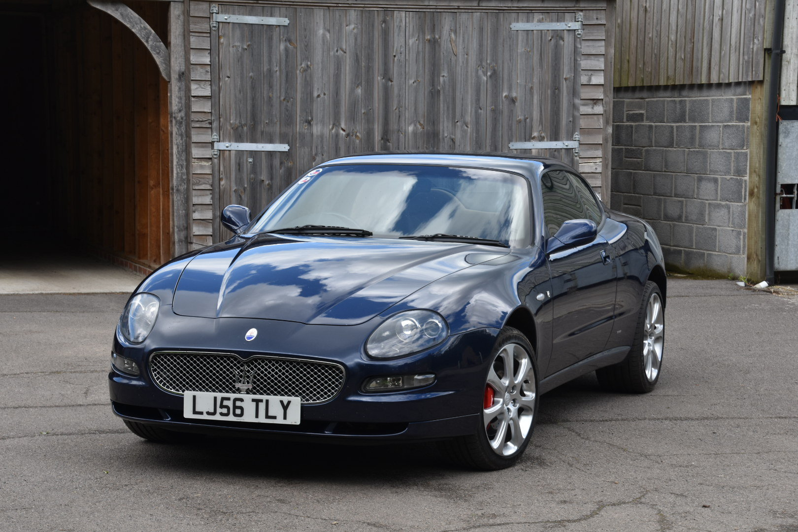 MASERATI 4200 GT, 2007 reg, New Clutch & FSH For Sale (picture 1 of 6)