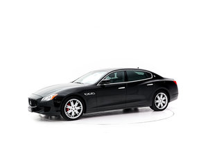 2014 MASERATI QUATTROPORTE S Q4 For Sale by Auction