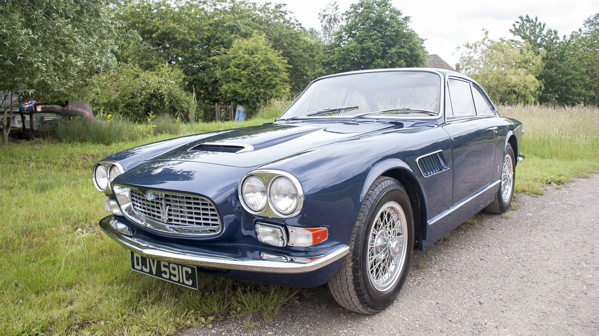 1965 Maserati Sebring Series 2 Rare RHD 3.7ltr For Sale (picture 1 of 6)