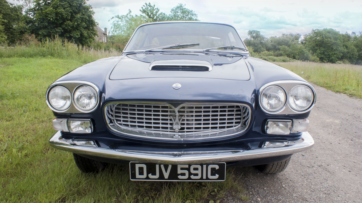 1965 Maserati Sebring Series 2 Rare RHD 3.7ltr For Sale (picture 3 of 6)
