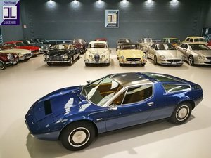 1973 MASERATI BORA 4900 For Sale