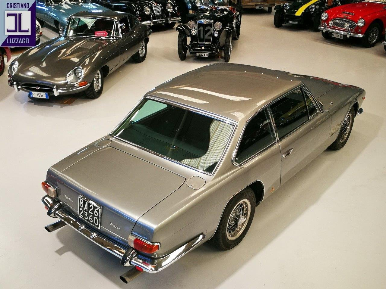1968 MASERATI MEXICO 4200 For Sale (picture 2 of 6)