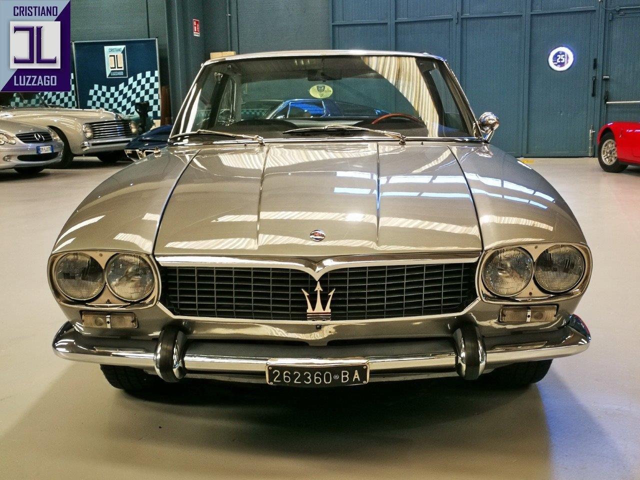 1968 MASERATI MEXICO 4200 For Sale (picture 3 of 6)