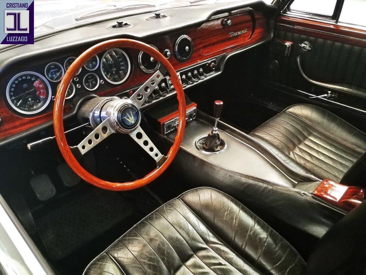 1968 MASERATI MEXICO 4200 For Sale (picture 4 of 6)