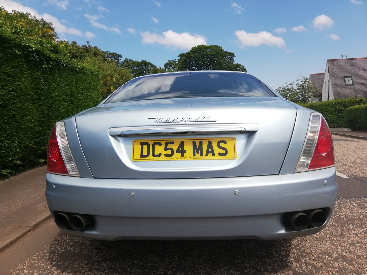 2004 Maserati Quattroporte Reluctant Sale Tesla coming! For Sale (picture 3 of 5)