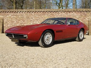 1970 Maserati Ghibli 4.9 SS matching numbers / colours, rare SS v For Sale