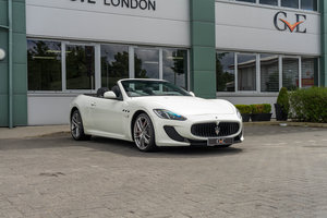 2015 MASERATI GRANCABRIO MC STRADALE For Sale
