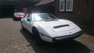 1975 Maserati Bora 4.9 easy project For Sale