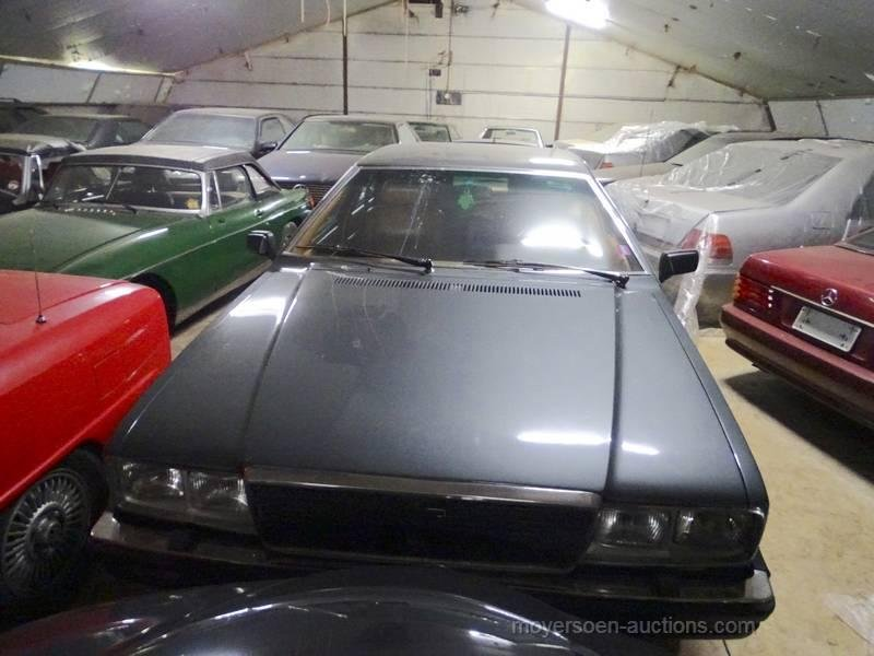 1981 MASERATI Quattroporte  For Sale by Auction (picture 1 of 6)