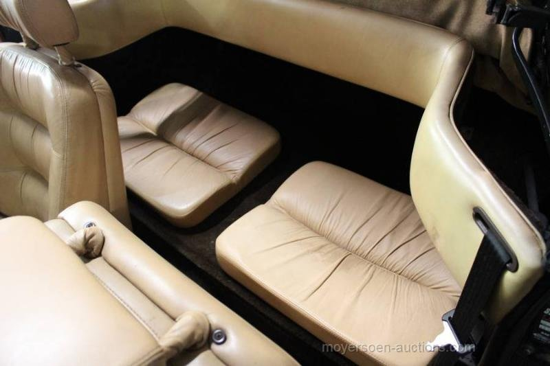 1989 MASERATI BiTurbo Zagato Spyder  For Sale by Auction (picture 5 of 6)