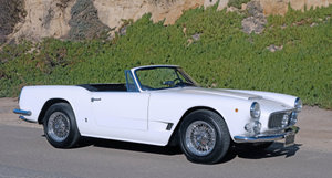 1962 Maserati 3500 GT Vignale Spyder = Rare 1 of 252  $695k For Sale