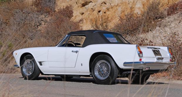 1962 Maserati 3500 GT Vignale Spyder = Rare 1 of 252  $695k For Sale (picture 3 of 3)