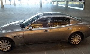 2004 Maserati Quattroporte 4.2 Cambiocorsa F1 SOLD
